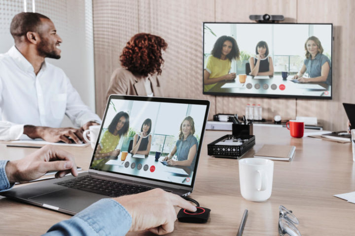 Video conferencing software improves attendance