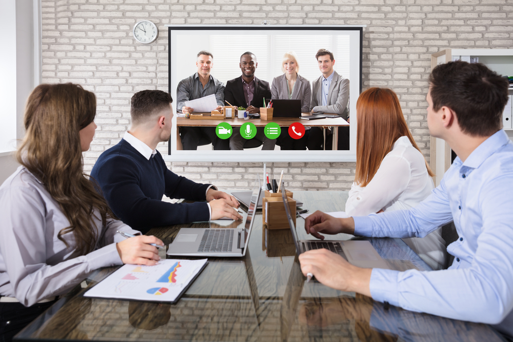 Video conferencing solutions make communication more efficient