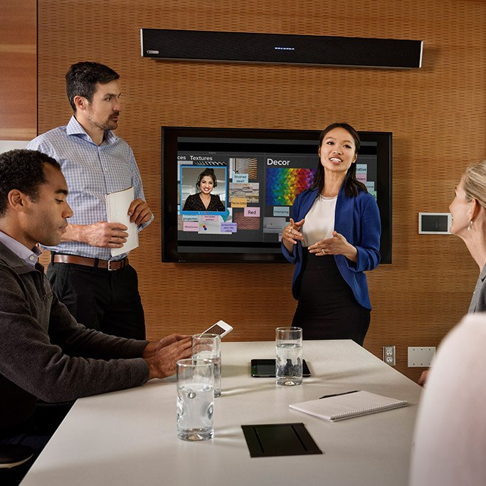 Video Conferencing call