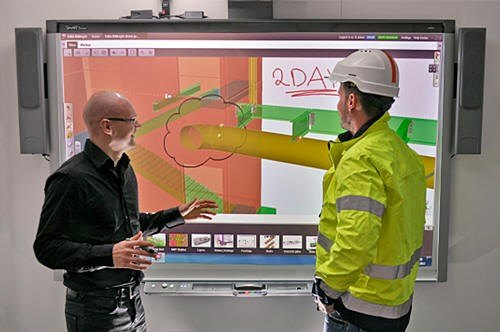 How SMART Board technology is revolutionising the construction industry