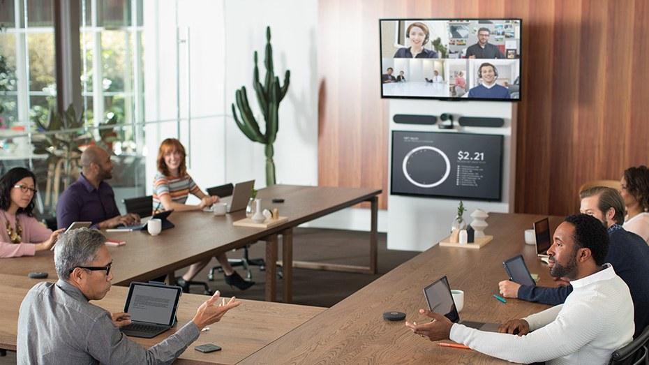 benefits of video conferencing meeting rooms 2019