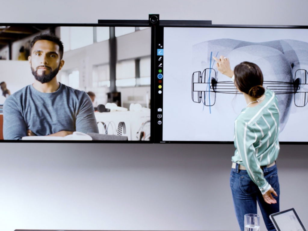 best video hardware video meetings